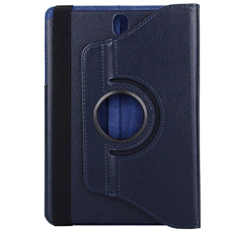 Funda Samsung Galaxy Tab S3 T820 / T825 Polipiel Azul 9.7 pulg