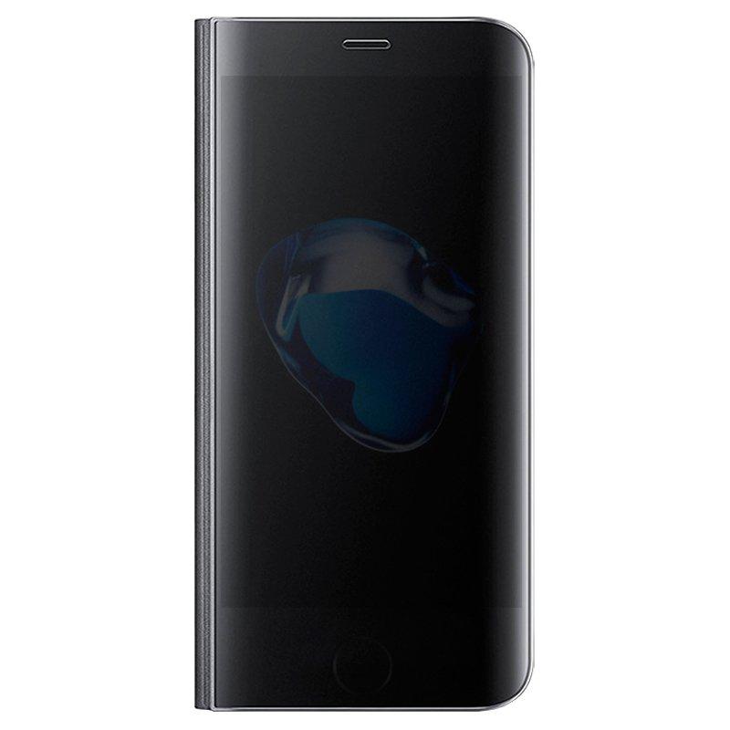 Funda Flip Cover iPhone 7 Plus / iPhone 8 Plus Clear View Negro
