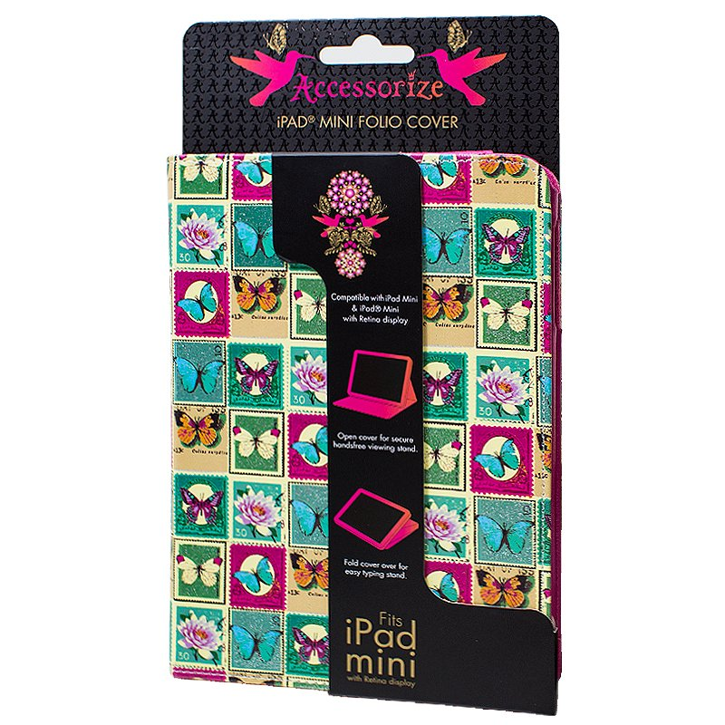 Funda IPad Mini / Mini 2 Retina / Mini 3 Licencia Accessorize Sellos