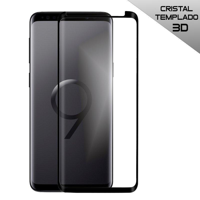 Protector Pantalla Cristal Templado Samsung G965 Galaxy S9 Plus (Curvo)