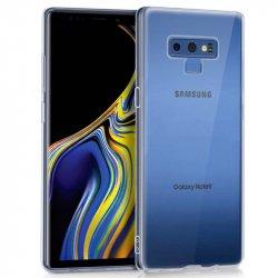 Funda Silicona Samsung N960 Galaxy Note 9 (Transparente)