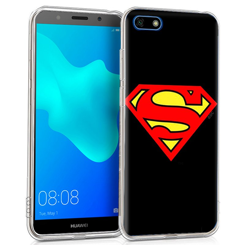 Carcasa Huawei Y5 (2018) / Honor 7S Licencia DC Superman