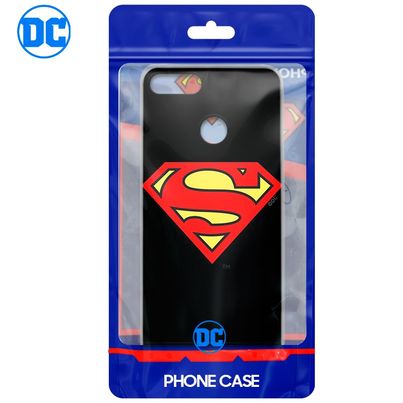 Carcasa Huawei Y7 (2018) / Honor 7C Licencia DC Superman