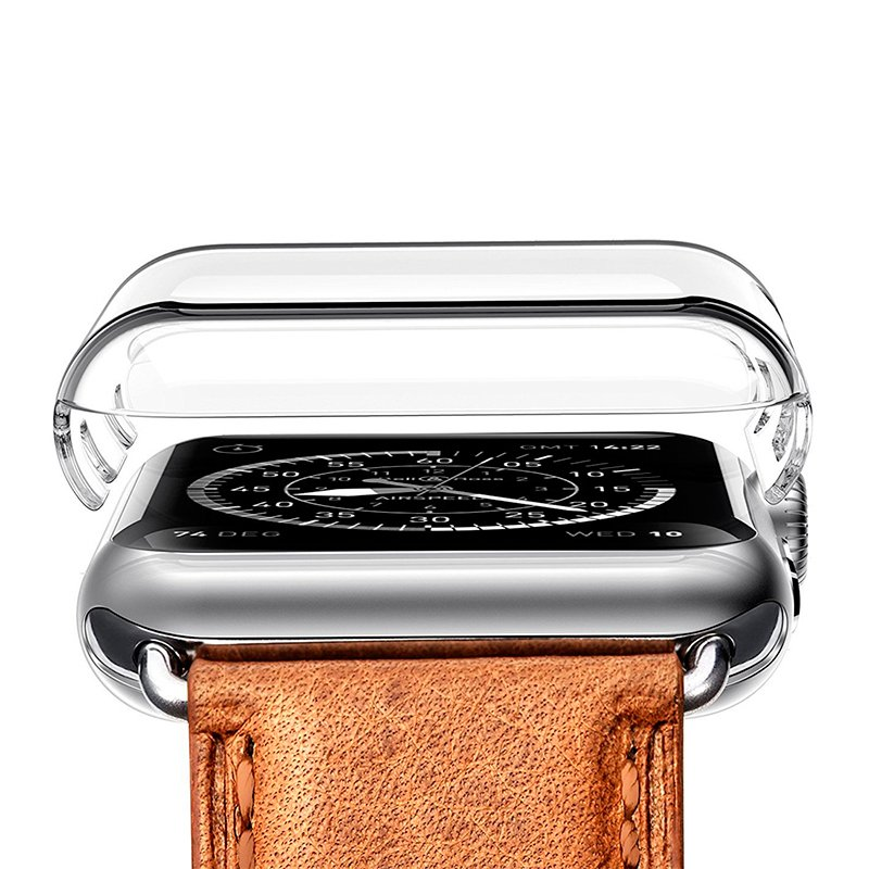 Protector Silicona COOL para Apple Watch Series 1 / 2 / 3 (38 mm)