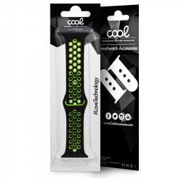 Correa Apple Watch Series 1 / 2 / 3 (42 mm) Sport Negro