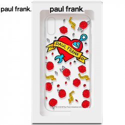 Carcasa iPhone XS Max Licencia Paul Frank Rockabilly