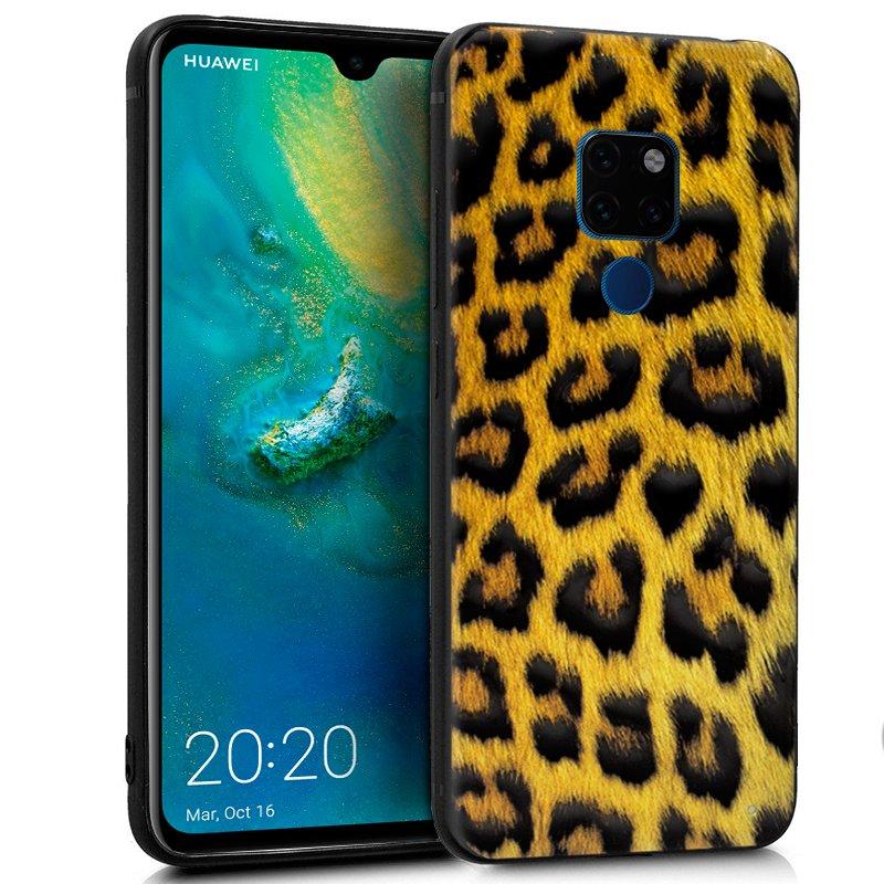 Carcasa Huawei Mate 20 Dibujos Leopardo