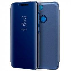 Funda Flip Cover Xiaomi Mi8 Lite Clear View Azul