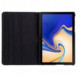 Funda Samsung Galaxy Tab S4 T830 / T835 Polipiel Negro 10.5 pulg