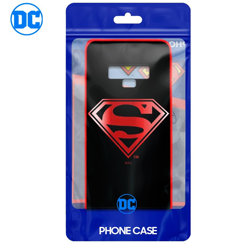 Carcasa Samsung N960 Galaxy Note 9 Licencia DC Superman