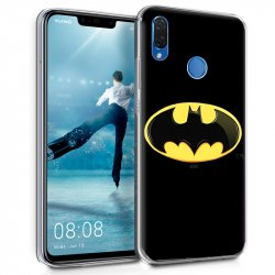 Carcasa Huawei P Smart Plus Licencia DC Batman