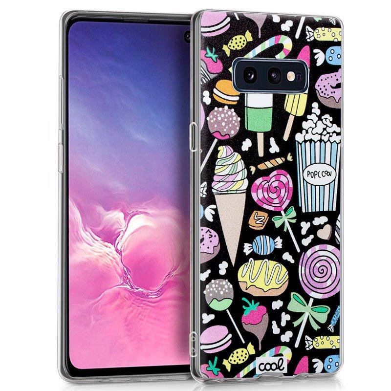 Carcasa Samsung G970 Galaxy S10e Dibujos Dulces