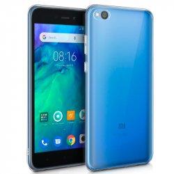 Funda Silicona Xiaomi Go (Transparente)