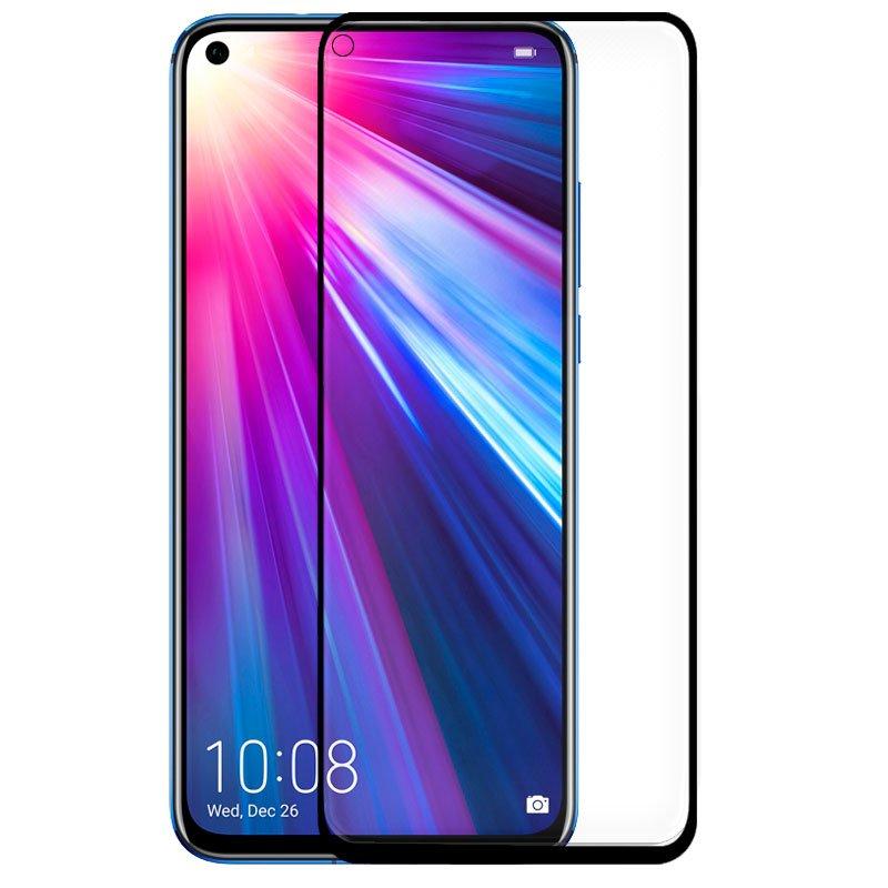 Protector Pantalla Cristal Templado Huawei Honor View 20 (FULL 3D Negro)