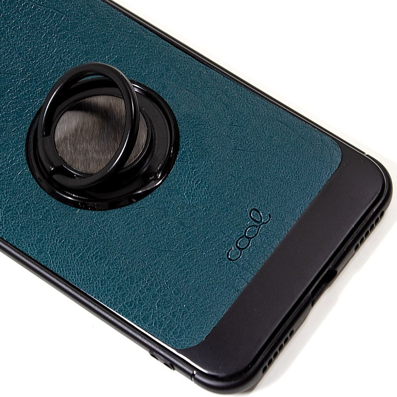Carcasa Xiaomi Redmi Note 6 Pro Leather Piel Verde