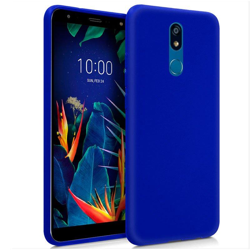Funda Silicona LG K40 (Azul)