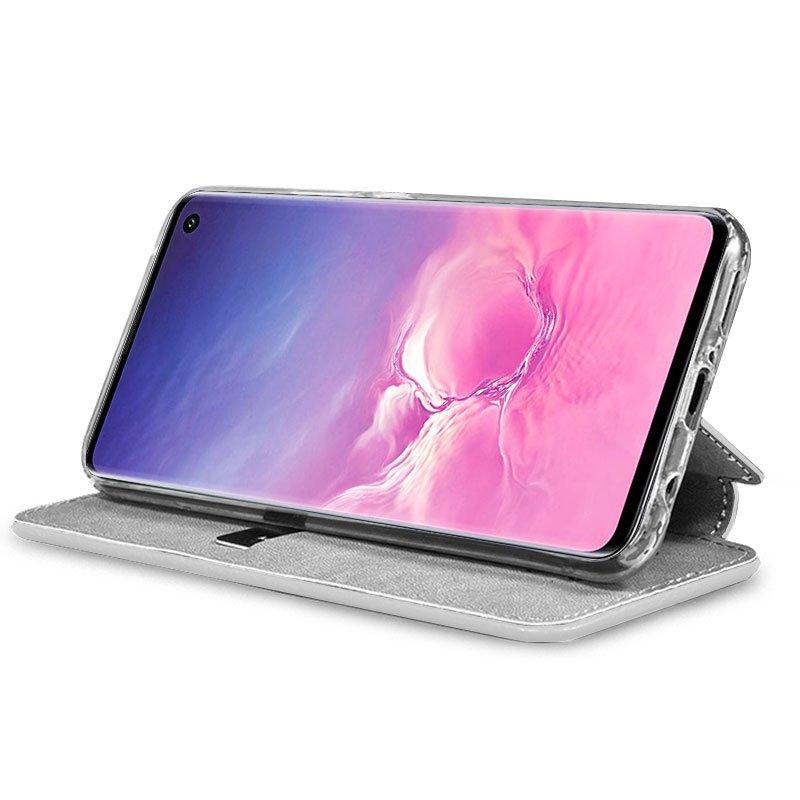 Funda Flip Cover Samsung G973 Galaxy S10 Dibujos Calavera