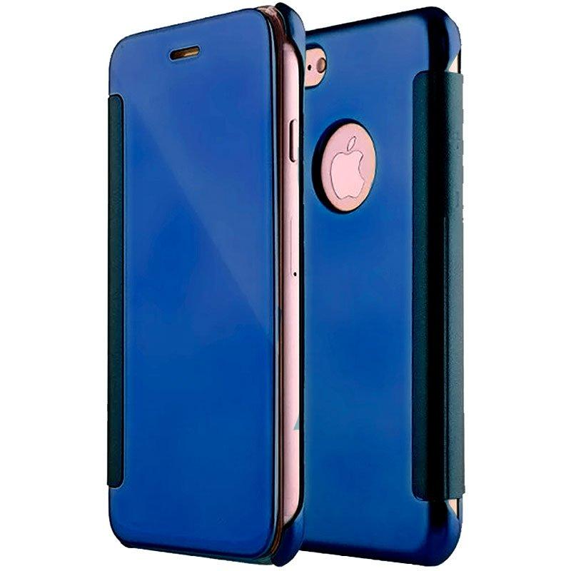 Funda Flip Cover iPhone 7 / iPhone 8 Clear View Azul