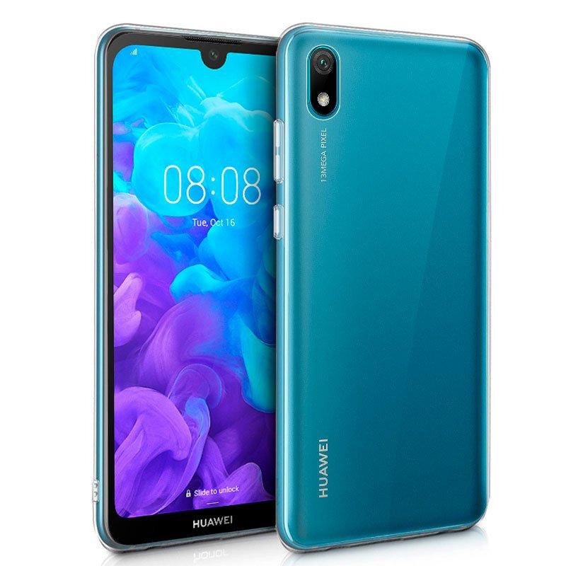 Funda Silicona Huawei Y5 (2019) Transparente