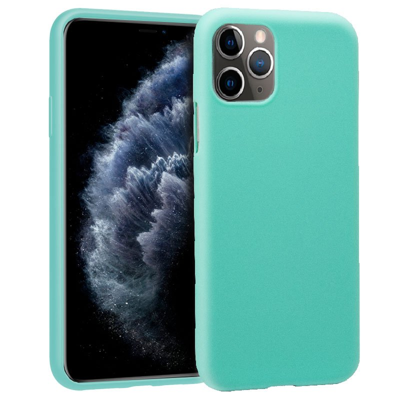 Funda Silicona iPhone 11 Pro (Mint)