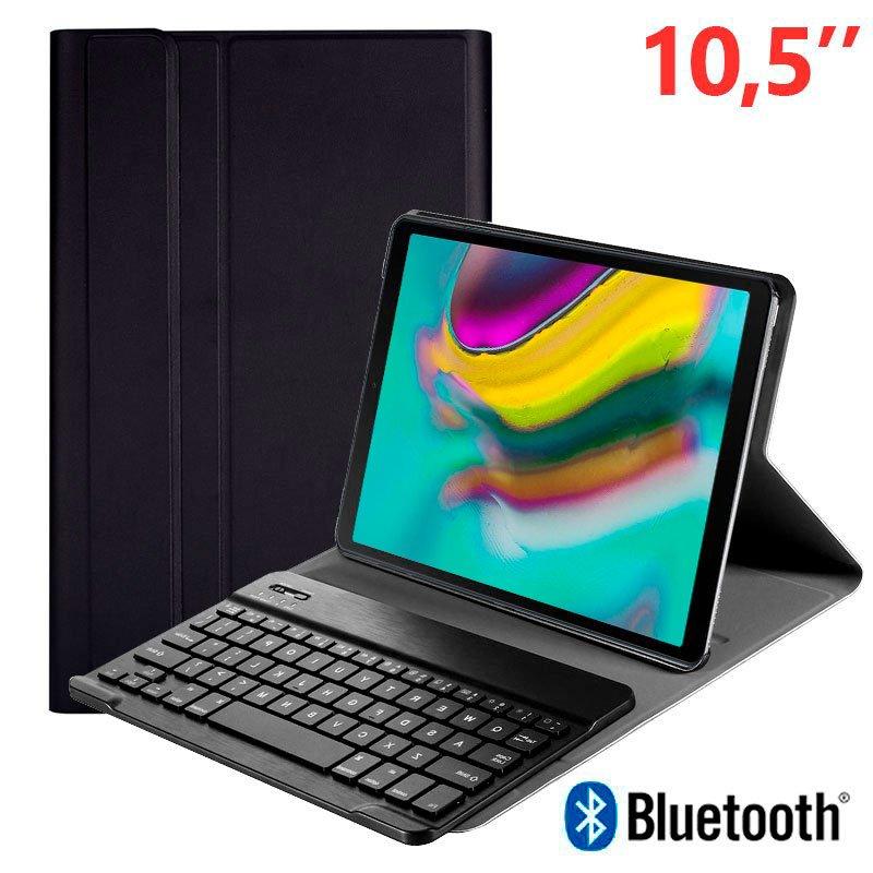 Funda Samsung Galaxy Tab S5e T720 / T725 Polipiel Teclado Bluetooth 10.5 Pulg