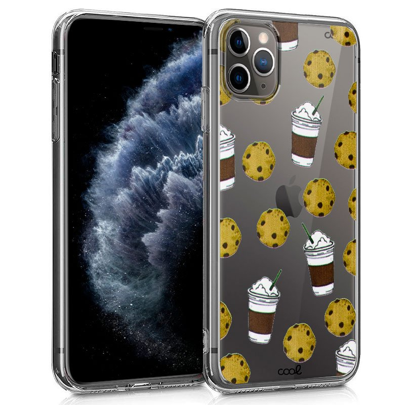 Carcasa iPhone 11 Pro Clear Cookies