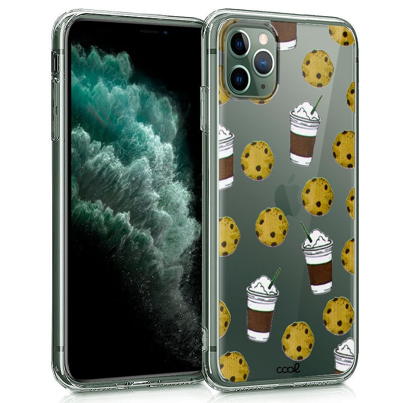 Carcasa iPhone 11 Pro Max Clear Cookies