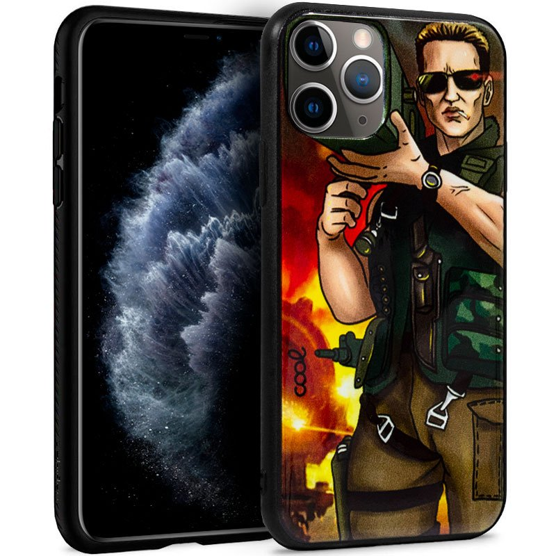 Carcasa iPhone 11 Pro Dibujos Bazoka