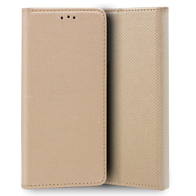 Funda Flip Cover Huawei P30 Liso Beige