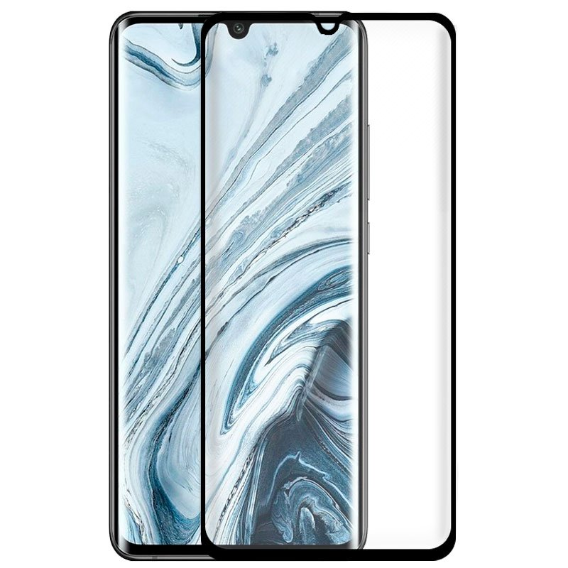Protector Pantalla Cristal Templado Xiaomi Mi Note 10 / Mi Note 10 Pro (Curvo)