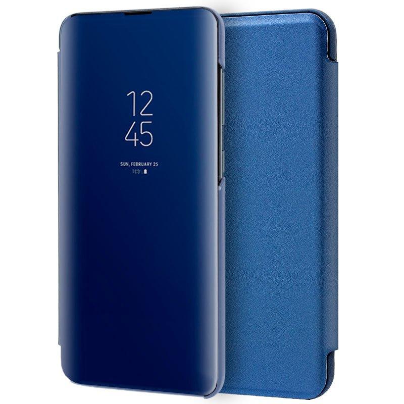 Funda Flip Cover Xiaomi Mi Note 10 / Mi Note 10 Pro Clear View Azul