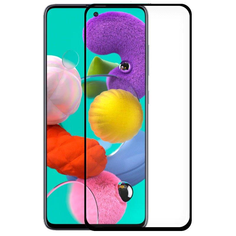 Protector Pantalla Cristal Templado Samsung A515 Galaxy A51 / Galaxy A51 5G (FULL 3D Negro)