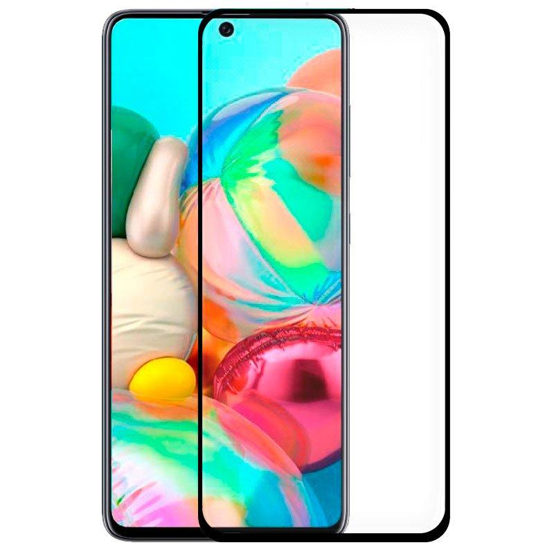 Protector Pantalla Cristal Templado COOL para Samsung A715 Galaxy A71 / A72 / S10 Lite / Note 10 Lite (FULL 3D)