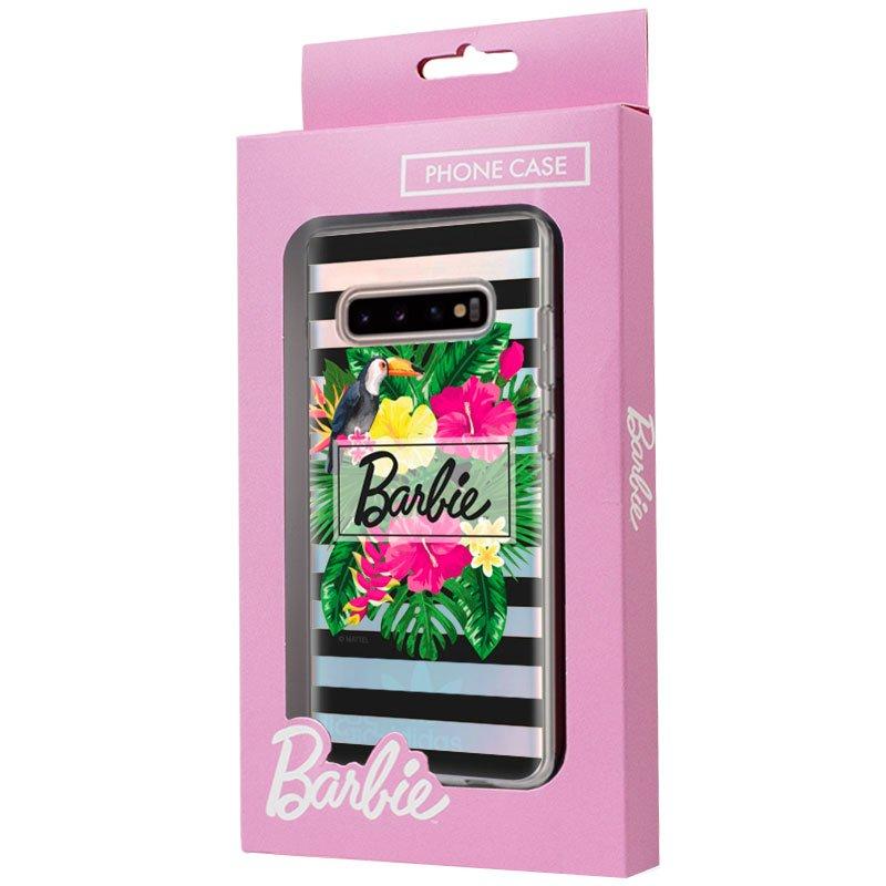 Carcasa Samsung G975 Galaxy S10 Plus Licencia Barbie