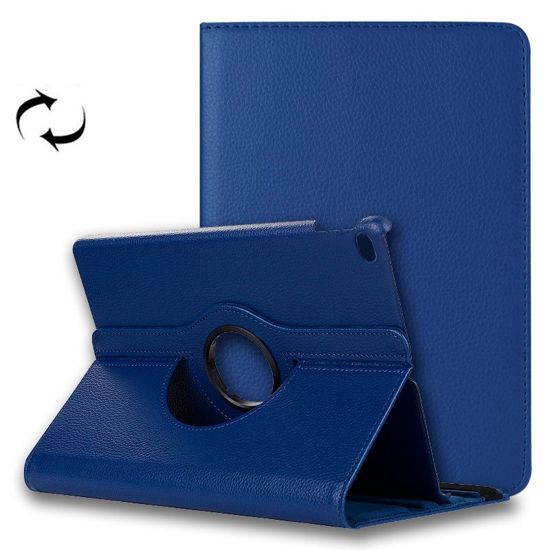 Funda iPad Mini 4 / iPad Mini 5 (2019) Polipiel Azul