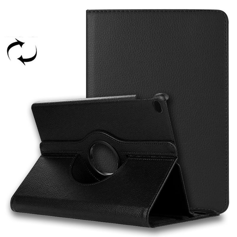 Funda iPad Mini 4 / iPad Mini 5 (2019) Polipiel Negro