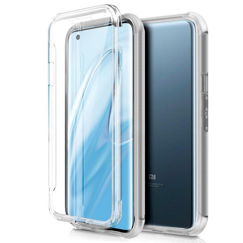 Funda Silicona 3D Xiaomi Mi 10 / Mi 10 Pro (Transparente Frontal + Trasera)