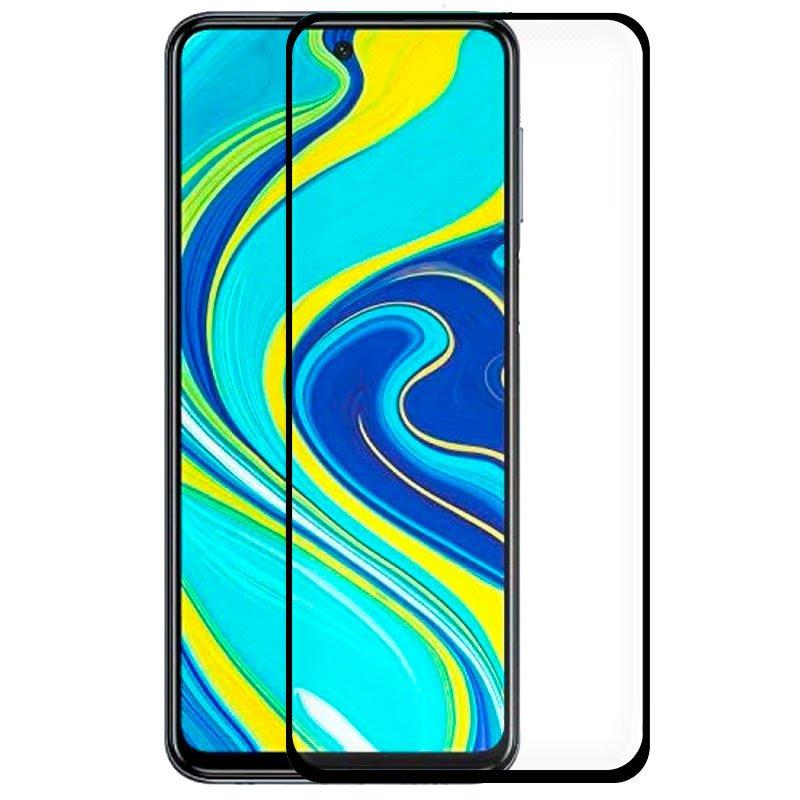Protector Pantalla Cristal Templado Xiaomi Redmi Note 9S / Note 9 Pro (FULL 3D Negro)