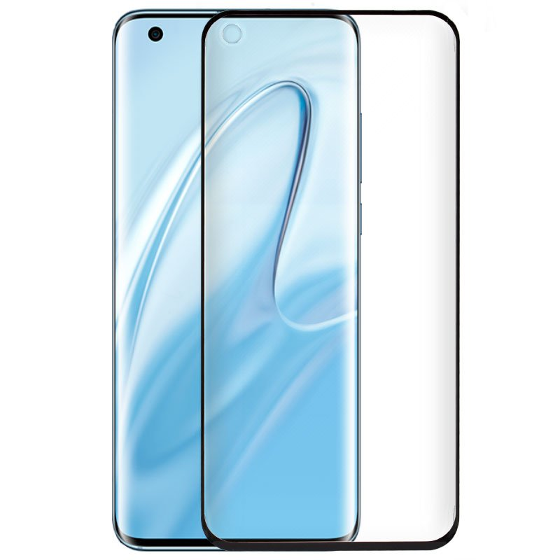 Protector Pantalla Cristal Templado Xiaomi Mi 10 / Mi 10 Pro (Curvo)