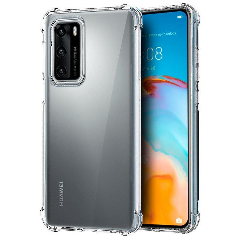 Carcasa Huawei P40 AntiShock Transparente