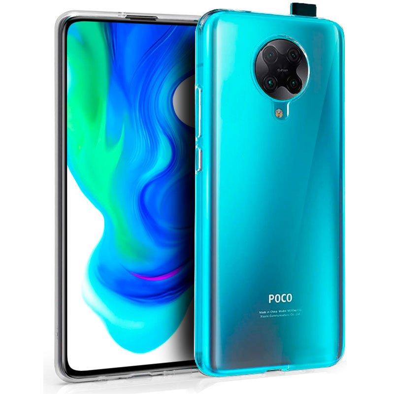 Funda Silicona Xiaomi Pocophone F2 Pro (Transparente)