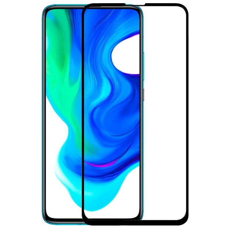 Protector Pantalla Cristal Templado COOL para Xiaomi Pocophone F2 Pro (FULL 3D Negro)