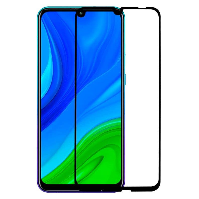 Protector Pantalla Cristal Templado COOL para Huawei P Smart 2020 FULL 3D Negro