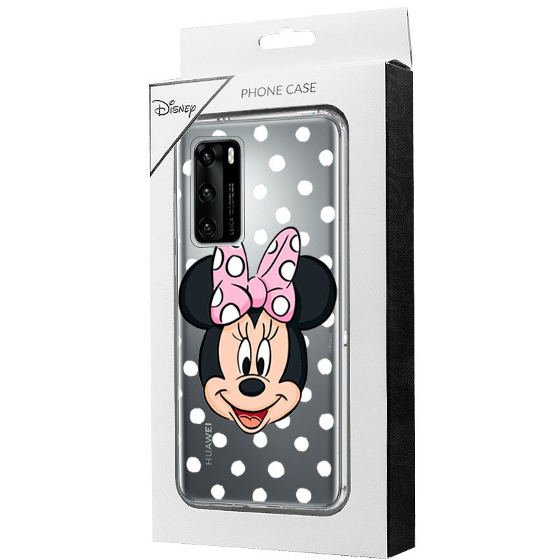 Carcasa Huawei P40 Licencia Disney Minnie
