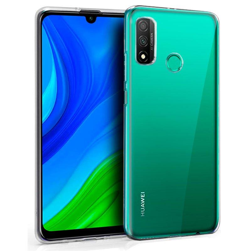 Funda Silicona Huawei P Smart 2020 (Transparente)