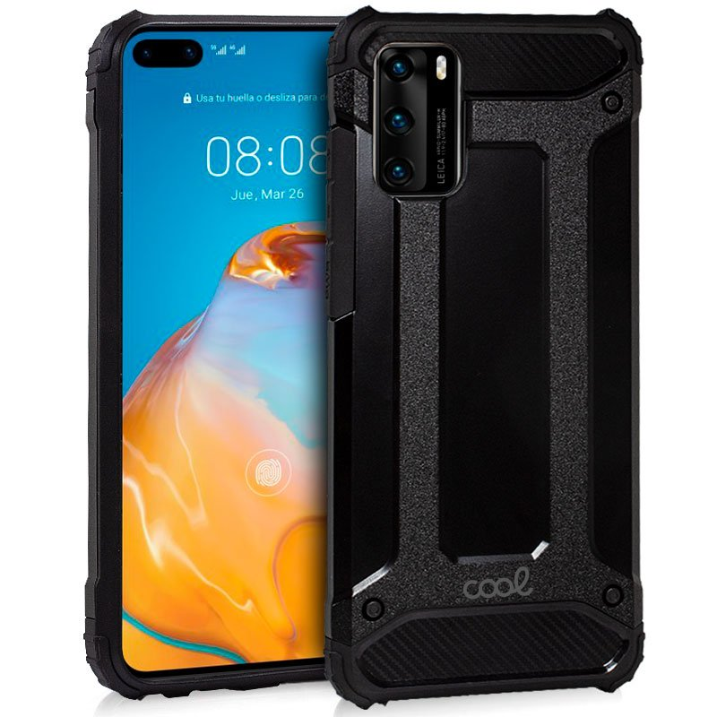 Carcasa Huawei P40 Hard Case Negro