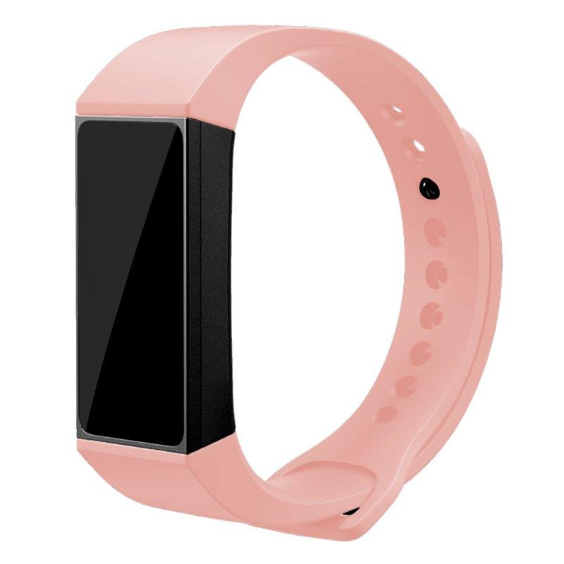 Correa COOL para Xiaomi Mi Band 4C Liso Rosa