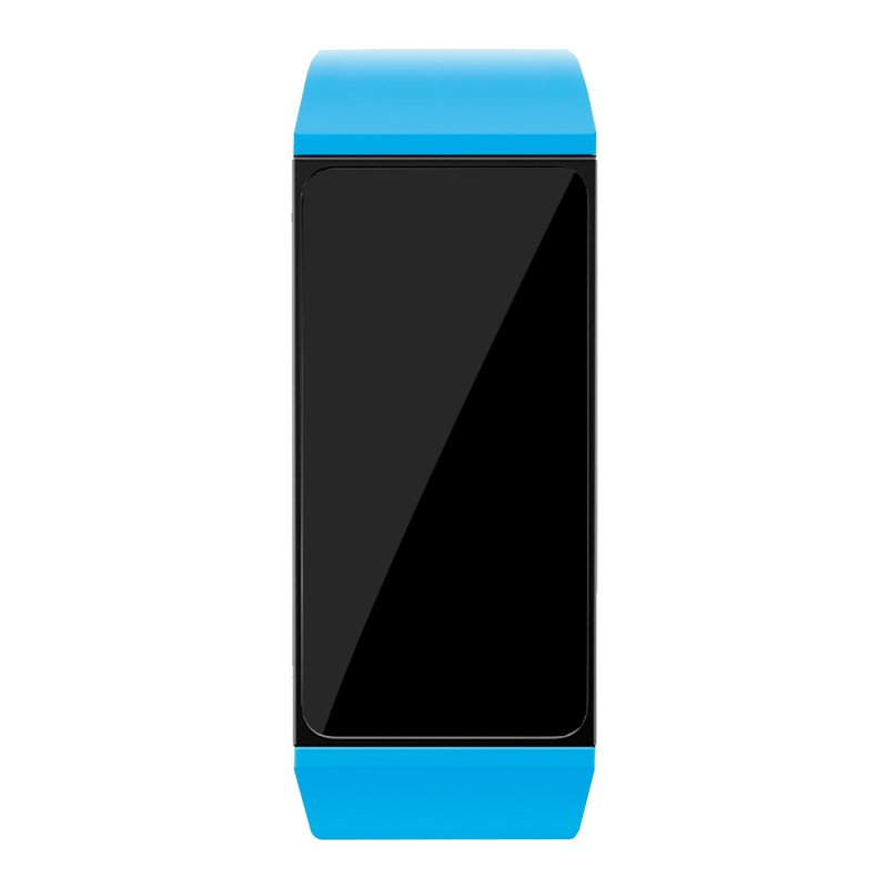 Correa COOL para Xiaomi Mi Band 4C Liso Celeste