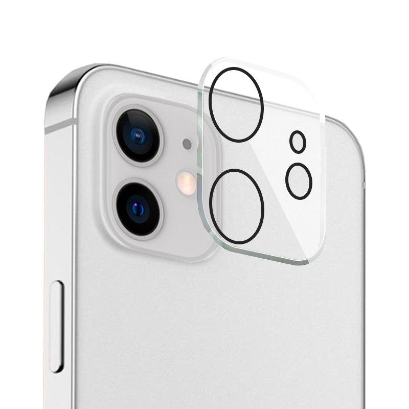 Protector Cristal Templado COOL para Cámara de iPhone 12 mini
