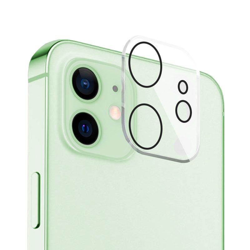 Protector Cristal Templado COOL para Cámara de iPhone 12